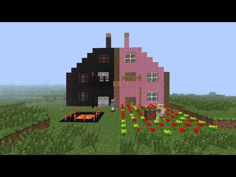 Epicki Rycerz - Sąsiad! (Minecraft)