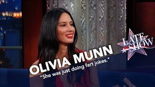 Download Youtube: Olivia Munn: Kate McKinnon Is Almost Too Funny To Work With