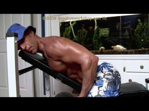 Incline Rows For Lats