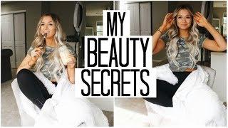 My Beauty Secrets + Favorite Beauty Products