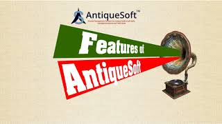 Antiquesoft - Software for Antique Malls