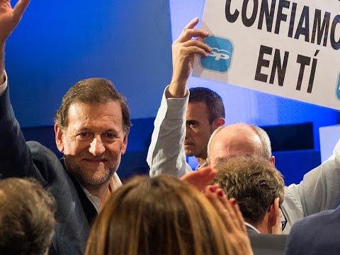 Rajoy: Me encuentro mucho mejor, y necesito que me apoyéis