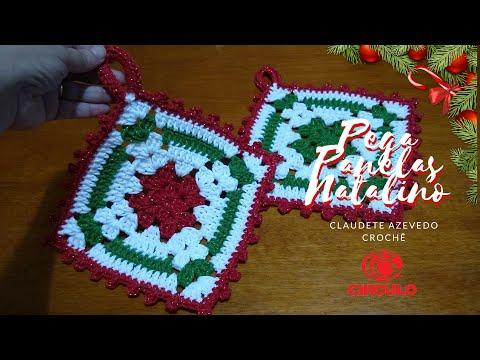 132bf15ca Crochê Vestidinho Pega Panelas - смотреть онлайн на Hah.Life