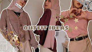Outfit Hijab Aesthetic Ideas - Salma Assyfa