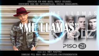 ME LLAMAS | PISO 21 Feat. Maluma | Instrumental Beat Remake + DESCARGA