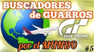 Gran Turismo Sport - Buscadores de Guarr0s #5   Buscadores por el mundo 🌍✈️