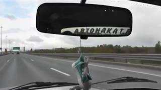 Вождение за городом на Механике с Переключением Передач.
