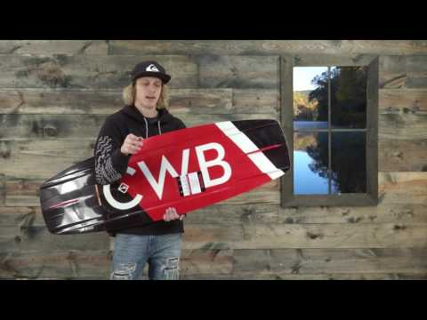 2017 CWB Reverb Wakeboard Review – The-House.com