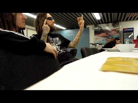 "Never Left Behind - Brian ""HeAd"" Welch checks Never Left Behind"