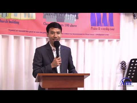 Worship(आराधना) Preaching by Evg Roshan Magar | AMI Church | South Korea