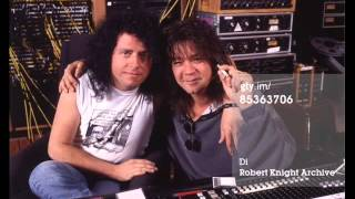*♫* STEVE LUKATHER & EDDIE VAN HALEN *♫* - JOY TO THE WORLD