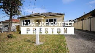 17 Marjorie Street Preston