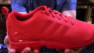 online store 4b70b 1f6b0 norway adidas zx flux red and black ops 3 0cb11 20879