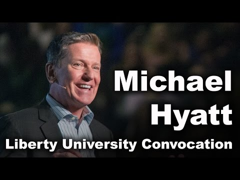 Michael Hyatt - Liberty University Convocation