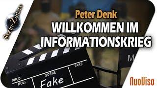 Willkommen im Informationskrieg – Peter Denk bei SteinZeit