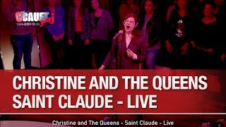 Christine and The Queens - Saint Claude - C'Cauet sur NRJ