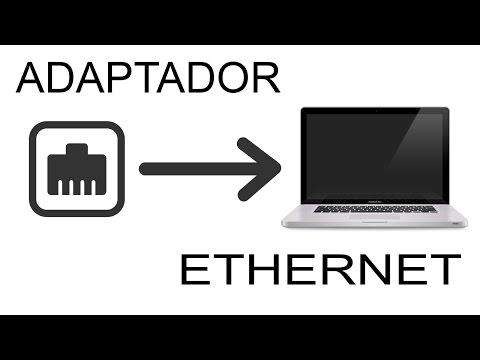Adaptador USB Ethernet