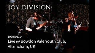 Joy Division - She's Lost Control (Live 1979 Bowdon Vale, HD)