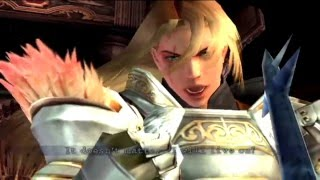 SoulCalibur III (PlayStation 2) Tales Of Souls As Siegfried