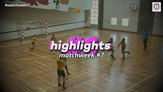 Best goals (Matchweek #7) – Portuguese Korfball Championship 2020-21