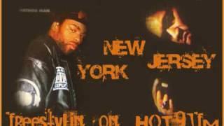 Redman & Method Man freestylin' live on HOT 97 fm Freestyle Part 01