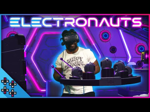 Behind the Music of Electronauts!