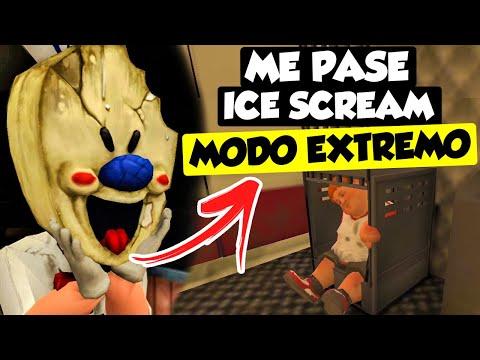 COMO PASAR ICE SCREAM en MODO EXTREMO en 1 VIDEO (2020)*FUNCIONA*😱|#mikelchallenge