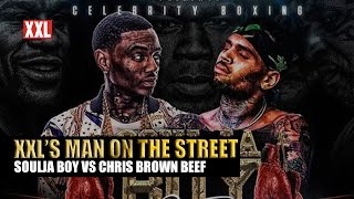 Fans Give Thoughts on Soulja Boy vs. Chris Brown Boxing Match