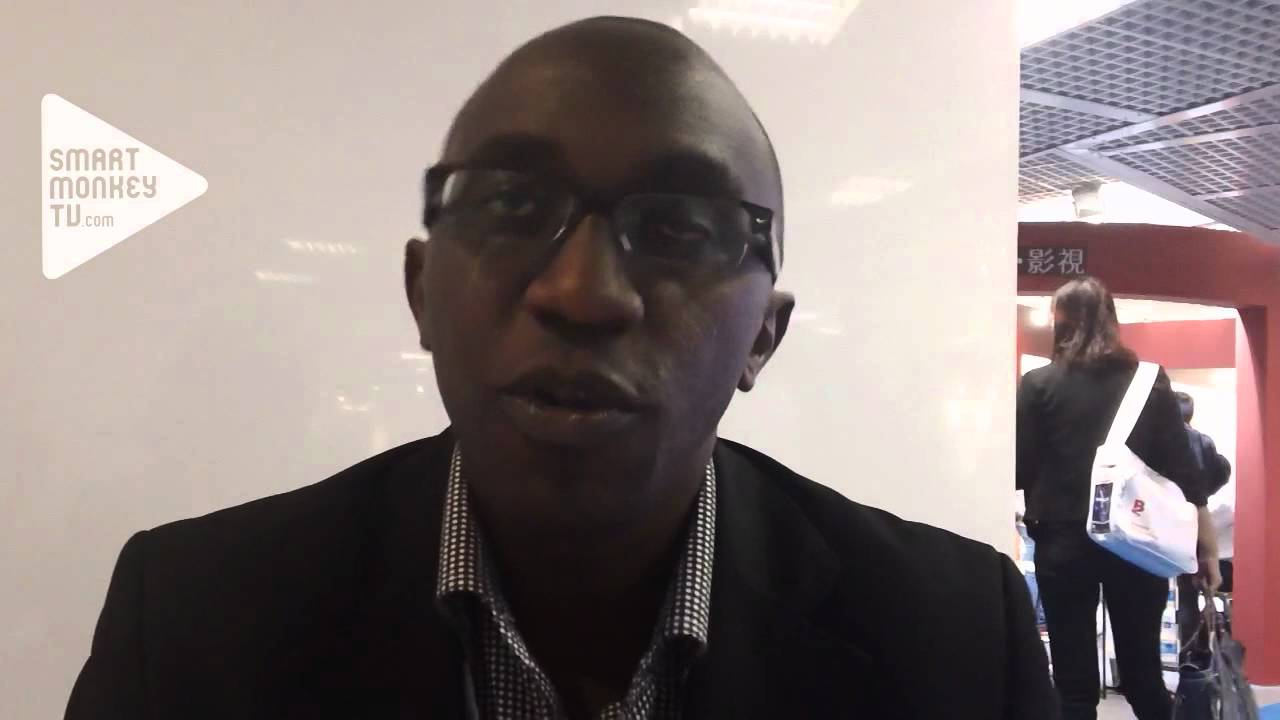 Kenya's George Kimani on the demand for Kenyan TV at MIPCOM