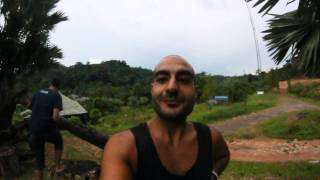 preview picture of video 'Mattias & Leonardo on visa run in Malaysia 2012 - Preview'
