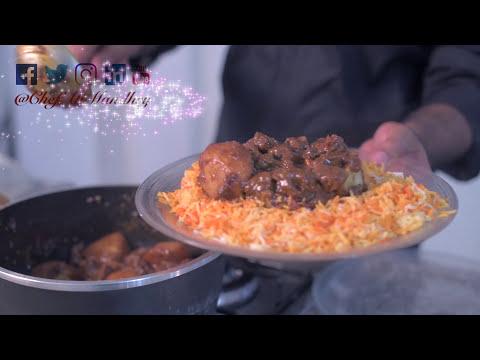 How To Make Swahili Biriani   Chef Ali Mandhry