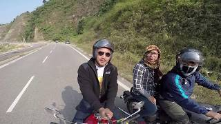 preview picture of video 'Bike Ride To Hollongi'