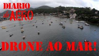 ????????Voo Drone Racer FPV - Voo Praia do Canto e Mirante do Encanto / Itapema - SC ????????????????☠