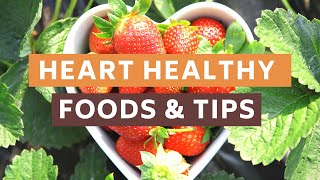 Top Foods For Heart Health | 5 Heart-Healthy Foods That Every Women Needs To Know About!