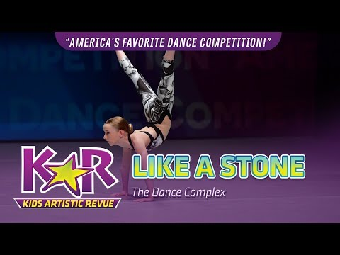 """""""Like A Stone"""" from The Dance Complex"""