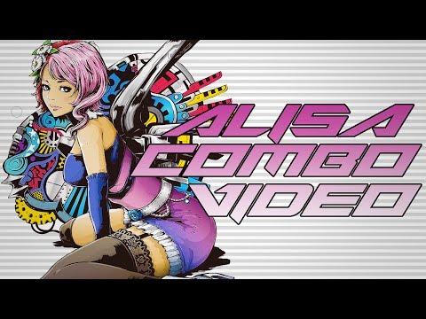 ►Tekken 7 Alisa Combos (Inputs in description)