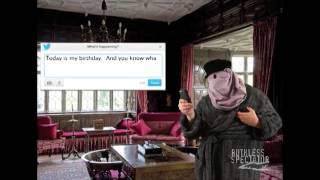 Tweets of the Rich & Famous: Elephant Man #2
