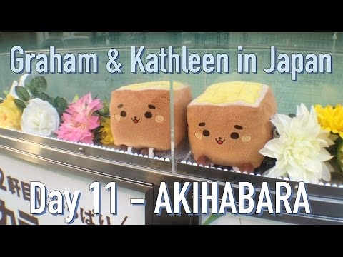 Video G&K In Japan - Day 11: Souvenirs from Akihabara