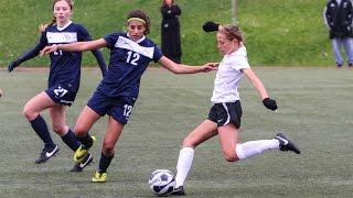 Zoe Hasenauer Soccer Highlights Jan 2015 nm