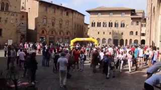 preview picture of video 'San Gimignano Volterra 2014'