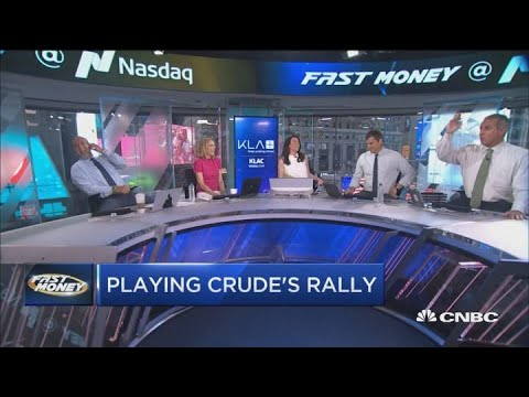 What the crude surge means for the market