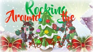 Rockin' Around the Christmas Tree | AJMV