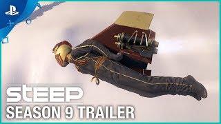 Steep - Season 9 Trailer: Odyssey of the Eagle Bearer | PS4