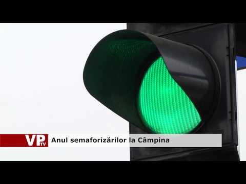 Anul semaforizărilor la Câmpina