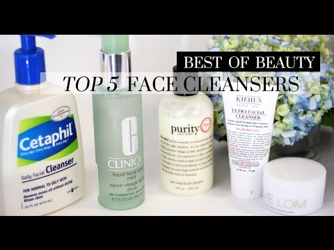 , title : 'Top 5 Best Facial Cleansers | LookMazing'