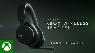 Microsoft ha anunciado el Xbox Wireless Headset