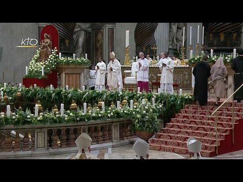 Messe de la fête de la Présentation du Seigneur