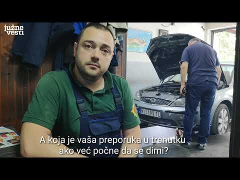 Preporuka struke: Protivpožarni aparat bi trebalo da bude u kolima