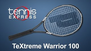 Ρακέτα τέννις Prince Textreme Warrior 100 DEMO video
