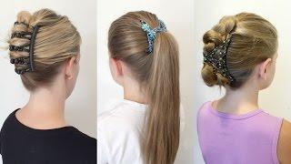 3 Easy Hairstyles With Hair Zings